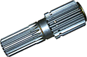 Pinion Shaft - ZF Axle