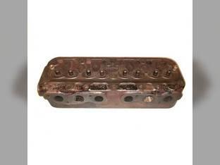 Used Cylinder Head International W4 H Super H