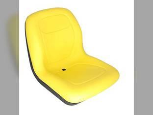 Bucket Seat Vinyl Yellow John Deere 655 655 70 4200 7775 4710 125 4600 488 4510 890 756 4410 855 4310 8875 2210 240 4700 4210 955 4610 4500 856 755 4300 4105 4400 Komatsu Caterpillar 246 242 216B 226