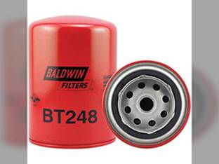 Filter - Lube BT248 Spin On New Holland 901 912 907 905 1469 909 910 900 903 75127 Wisconsin V465 RV38S Hesston 500 600 Ditch Witch R65