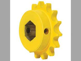 Sprocket - Pickup John Deere 435 446 456 466 545 550 570 572 580 582 590 592 852 862 CC102997