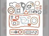 Conversion Gasket Set Massey Ferguson 399 2675 2705 699 2640 3545 3525 3650 3630 3090 3505 White 2-85 2-105 2-110 2-88 U5LB1225