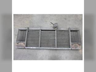 Used Top Chaffer Sieve Extension John Deere 9400 9650 CTS CTSII 9510 SH 9550 9550 SH 9560 9660 CTS 9450 9500 9410 9500 SH 9650 CTS 9510 AH149555