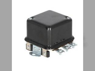 Voltage Regulator - 12 Volt - 4 Terminal - Flat Mount Massey Ferguson 2135 165 203 35 135 85 3165 175 150 TO35 202 65 300 50 205 180 88 204 40 International 560 460 Cub Lo-Boy Cub Massey Harris 50
