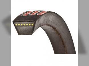 Belt - Tailings Auger & Elevator Edible Bean John Deere 9560 9570 9660 9670 9760 9770 9860 9870 A-C72