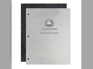 Operator's Manual - JD-O-OMR2006 John Deere B B
