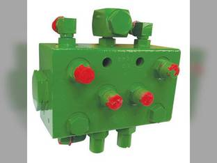 Remanufactured Steering Block Valve John Deere 4450 4960 4250 4650 4050 4240 4760 4560 4455 4840 4555 4640 4755 4040 4630 4255 4055 4955 4440 4850 RE20681