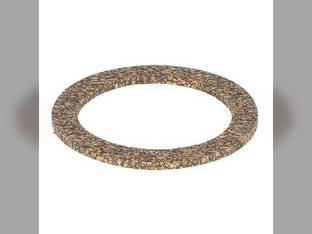 "Sediment Bowl Gasket - 2-1/8"" Massey Ferguson 50 50 International 806 766 756 856 826 706 Allis Chalmers John Deere 6600 4030 7700 4230 Case Oliver CockShutt / CO OP Minneapolis Moline Massey Harris"