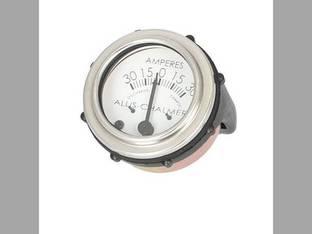 Amp Meter Gauge Allis Chalmers D15 D17 175 B 185 D12 WC RC D21 WD 170 D10 H3 WD45 D19 180 200 190 HD3 D14 220 CA WF C 210 G 208302