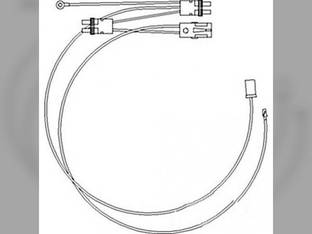 Pressure Switch Wiring Harness John Deere 4050 4630 8450 4240 4450 4640 4230 4250 8850 4650 8640 8630 4840 4430 8430 4040 4030 4440 8440 4850 8650 RE203464