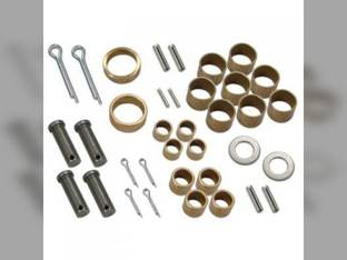 Deluxe Seat Bushing Kit Oliver 70 77 66 90 88 51368