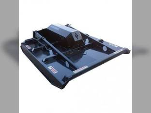 """Blue Diamond - Skid Steer Loader Brush Cutter Extreme Duty Direct Drive Closed Front 72"""""""