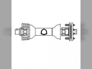 Wing Shaft Batwing Mower Land Pride RC5015 RC6515 RCM6515 RCM5515 RCBM6010 RC5515 RCM5015 RCBM6015 RCRM3515 826-185C Bush Hog 12710 12715 76990 Alamo ST10 ST15 02981677