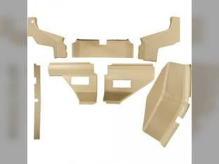 Cab Foam Kit Tan John Deere 6400 6100 6200 6300 6500