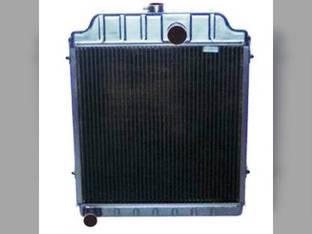 Radiator Massey Ferguson 375 383 390 393 398 399 1695721M2