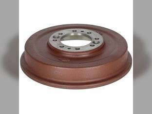 Brake Drum Massey Ferguson 30 30 2135 2135 235 2200 20C 240 TEA20 TO30 TO20 35 135 3165 TE20 20D 245 150 TO35 50 230 20 40 40 827707M1