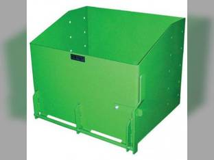 "Weight Box 28"" John Deere 4050 4960 4630 5200 4240 4760 4450 4640 4230 4560 8300 4250 7800 7520 4650 7700 7810 8400 8100 4255 4455 7720 4840 7200 4430 8430 4755 4030 4055 4440 7610 5400 8200 4850"