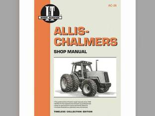 I&T Shop Manual Collection - AC-36 Allis Chalmers 8070 8070 8050 8050 8030 8030 8010 8010