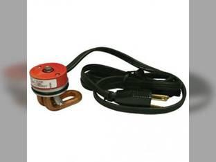 """Frost Plug Heater - 2"""" 600 Watt 120V Case 970 2590 1175"""
