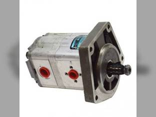 Hydraulic Pump - Dual - Dynamatic International 384 354 2300A 364 B414 3414 444 3063911R93