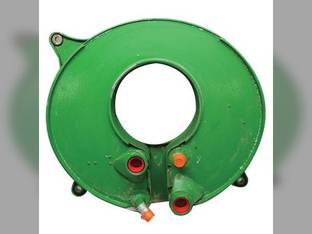 Used Oil Cooler John Deere 6715 6520L 6120 6320 6120L 7420 6320L 6420L 7220 6415 7320 6220 7520 6615 6220L 6420 6215 AL159249