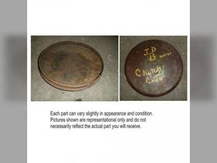 Used Pulley Clutch Cover John Deere B B164R