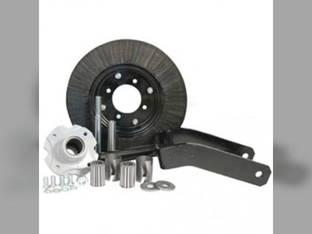 "Caster Wheel Assembly - 1-1/4"" Shank"