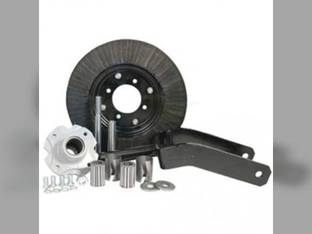 "Caster Wheel Assembly - 1-1/4"" Shank"