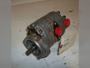 Used Hydraulic Double Gear Pump