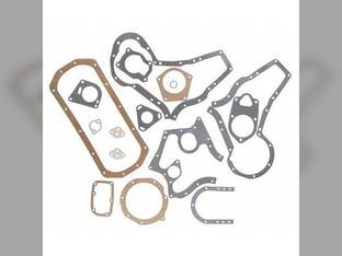 Conversion Gasket Set International 2444 3414 3444 354 364 B275 B414 384 424 444 2424 B434 3048861R91