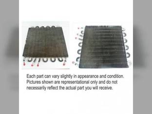 Used Hydraulic Oil Cooler Mm OL Oliver 1955 1755 1855 2255 White 2-85 2-150 2-105 Minneapolis Moline G1355 G955 30-3028194