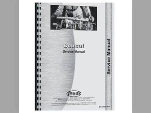 Service Manual - BC-S-825 Bobcat 825