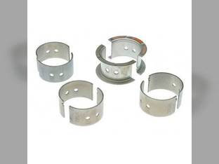 "Main Bearings - .010"" Oversize - Set Oliver Super 77 1555 770 77 1550"