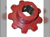 Feeder House Conveyor Chain Sprocket Case IH 1680 1660 1640 2188 2166 1666 2144 1644 1620 1682 1970248C1 International 1480 1460 1440 1420 915 815 715 1482 615 1970248C1