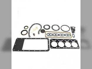 Full Gasket Set Massey Ferguson TO20 TO30 830631M1