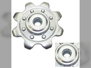 Idler Sprocket - Non-Greaseable International 943 983 963 824 833 844 Case IH 1084 1063 1054 2212 1043 1083 1044 1064 John Deere 243 1243 244 343 643 645 644 344 843 443 444 335 635 844 543 435 546
