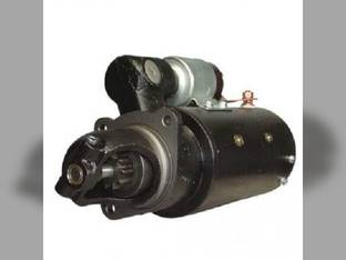 Remanufactured Starter - Delco Style (4888) International 1468 1466 1066 1566 966 1568 1026 Hydro 100 406133R91