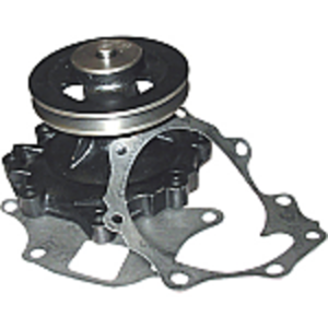 Remanufactured Water Pump, With Single Groove Pulley