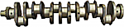 Crankshaft - w/o Pump Drive Gear