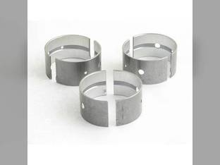 "Main Bearings - .020"" Oversize - Set David Brown 1394 1410 1412 1494 1490 Case 1410 1494 1490 1394"