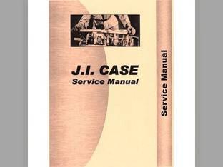 Service Manual - CA-S-500 D Case 500 500