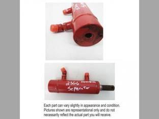 Used Seperator Clutch Cylinder Case IH 1644 1666 2344 1620 2366 2144 2166 1670 1660 1640 International 1470 1440 1460 1420 133408C91 133408C92