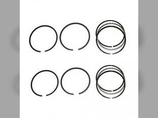 Piston Ring Set - Standard - 2 Cylinder Case 870 301BD 1090 1070 680C 1150C 1150B 451BDT W7E 475 451BD G301 850
