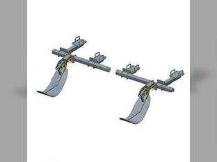 Stalk Stryker Complete Kit - 2 Row John Deere 1243 1293 1290 843 1291 893