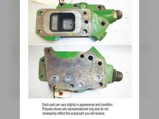 Used Selective Control Valve Cover John Deere 4050 8450 4450 4250 4650 4255 4455 4055 4850 8650 R70197