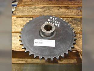 Used Chain Sprocket New Holland L150 LX485 SL40B LS150 86501177 John Deere 5575 MG86501177