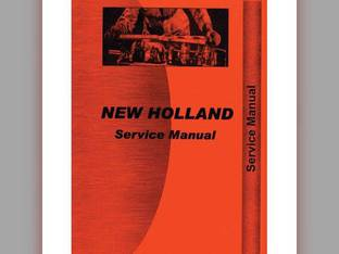 Service Manual - NH-S-TR95 New Holland TR95 TR95