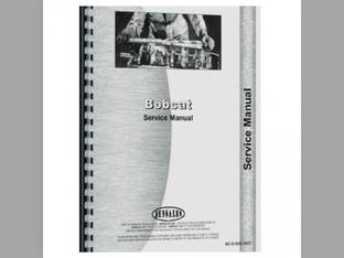 Service Manual - BC-S-440 443 Bobcat 443 440