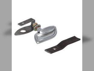 Battery Door Handle - Chromed Ford 8N 9N 2N 9N16625