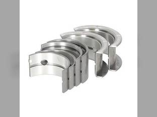 "Main Bearings - .020"" Oversize - Set Massey Ferguson 2135 235 2200 35 135 245 150 TO35 202 50 230 204 830639M91 Continental Z145 Z134"